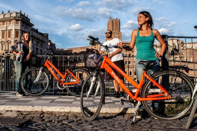 Wheely Bike Rental & Tour, Rome, Italy