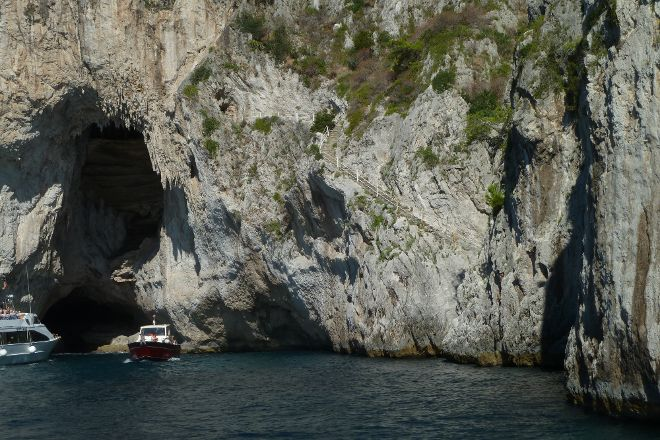 White Grotta, Capri, Italy