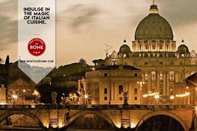 Wine & Food of Rome, Rome, Italy