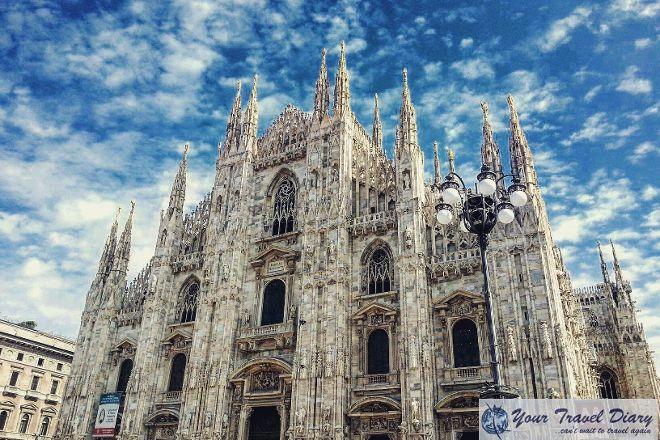Your Travel Diary, Milan, Italy