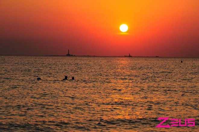 Zeus Beach, Gallipoli, Italy