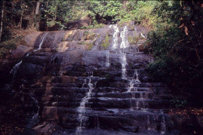 Les Cascades de Man, Man, Ivory Coast