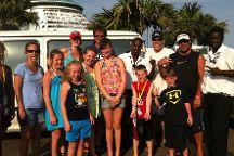Courtney Taylor  Tours Jamaica