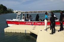 Lady G'diver Diving Facility, Port Antonio, Jamaica