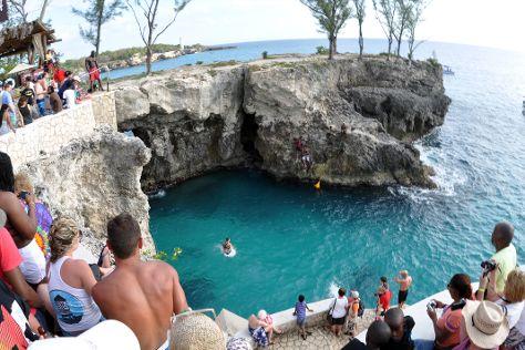 Negril Cliffs, Negril, Jamaica