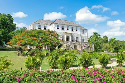 Rose Hall Great House, Rose Hall, Jamaica
