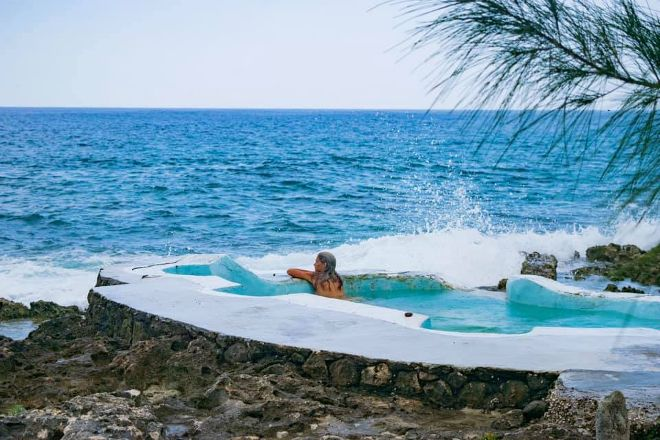 Jackie's on the Reef, Negril, Jamaica