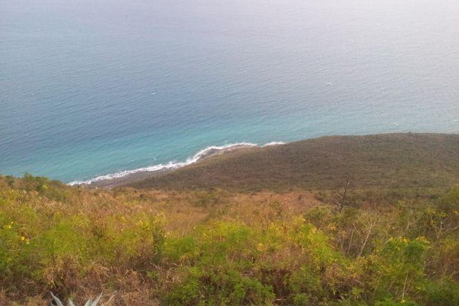 Lovers' Leap, Santa Cruz, Jamaica