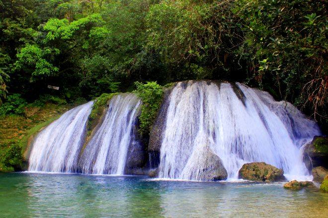 Reach Falls, Port Antonio, Jamaica