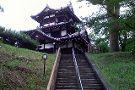 Joetsu Takada Castle triple turret