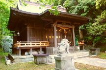 Amanawa Shimmei Shrine, Kamakura, Japan