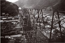 Amarube Viaduct, Kami-cho, Japan