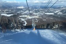 Appi Kogen Ski Resort, Hachimantai, Japan