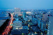 Fukuoka Tower, Fukuoka, Japan