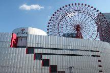 Hep Five Ferris Wheel, Osaka, Japan