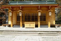 Isasumi Shrine, Aizumisato-machi, Japan
