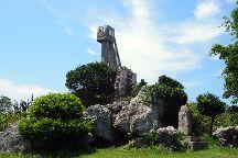 Island Countryside Settlement, Taketomi-jima, Japan