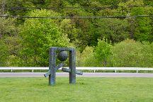 Kan Yausda Sculpture Museum, Arte Piazza Bibai, Bibai, Japan