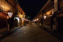 Kanazawa Higashi Chayagai Kaikaro, Kanazawa, Japan