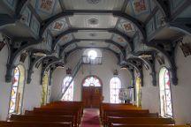Kashigarashima Church, Shinkamigoto-cho, Japan