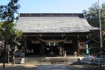 Kikuchi Shrine, Kikuchi, Japan