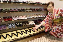 【Kyoto Kimono Rental Wargo】Osaka Shinsaibashi Daimaru Store, Osaka, Japan