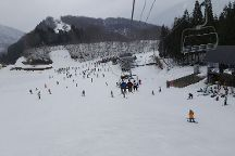 Naeba Ski Resort, Yuzawa-machi, Japan