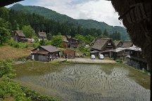 Nagase house, Shirakawa-mura, Japan