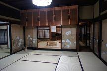 Nomura Family Samurai House, Kanazawa, Japan