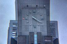 NTT Docomo Yoyogi Building, Shibuya, Japan