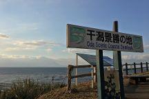 Okoshiki Beach, Uto, Japan