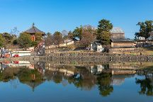 Sarusawa Pond, Nara, Japan