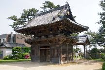 Sumiyoshi Shrine, Akashi, Japan