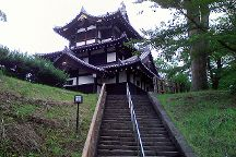 Joetsu Takada Castle triple turret, Joetsu, Japan