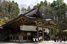 Togakushi Jinja Hokosha, Nagano, Japan