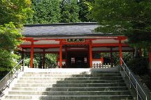 Torodo Temple, Koya-cho, Japan