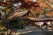 Yoshimizu Shrine, Yoshino-cho, Japan