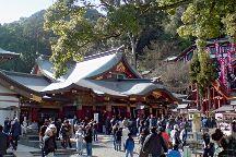 Yutoku Inari Shrine, Kashima, Japan