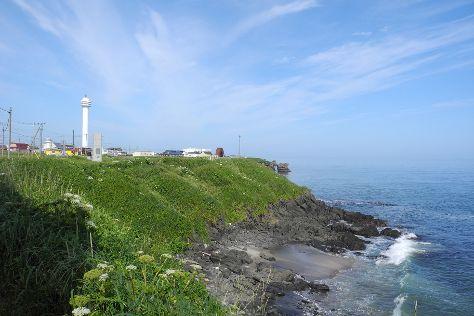 Cape Noshappu, Wakkanai, Japan