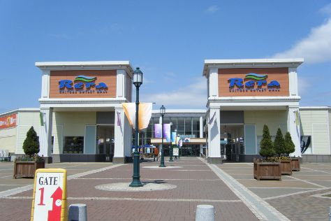 Chitose Outlet Mall Rera, Chitose, Japan