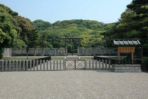 Daisenryo Ancient Tomb, Sakai, Japan