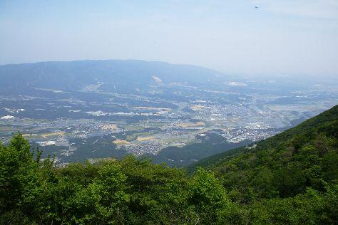 Fujiwara-dake, Inabe, Japan