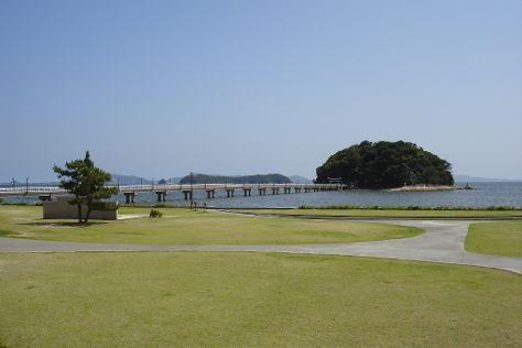 Gamagori Takeshima, Gamagori, Japan