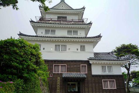 Hirado Castle, Hirado, Japan