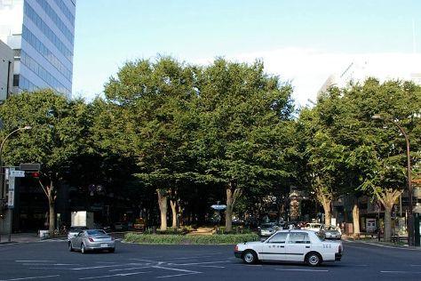 Jozenji-dori Avenue, Sendai, Japan