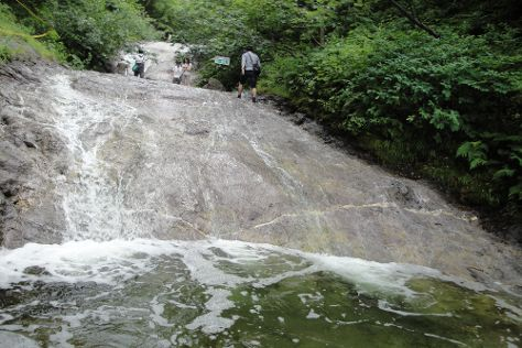 Kamuiwakka Hot Waterfall, Shari-cho, Japan