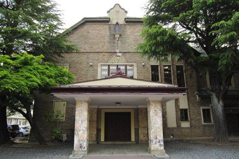 Katakura Hall, Suwa, Japan