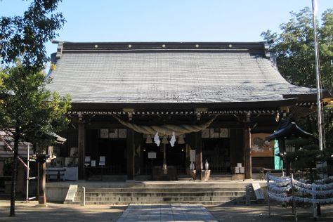 Kikuchi Shrine, Kikuchi, Japan