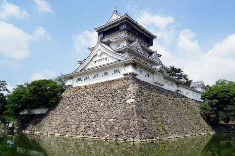 Kokura Castle, Kitakyushu, Japan