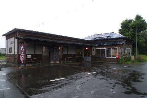 Mashike Station, Mashike-cho, Japan